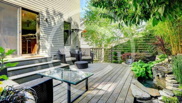 Eco-Friendly Kitchen Garden
